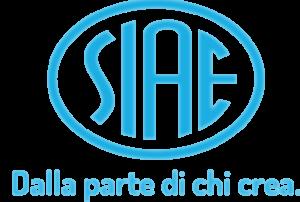 Logo SIAE Blu